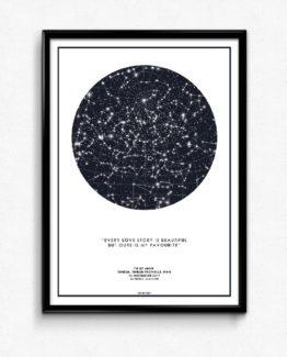 تابلوی ستاره ها (استارمپ)