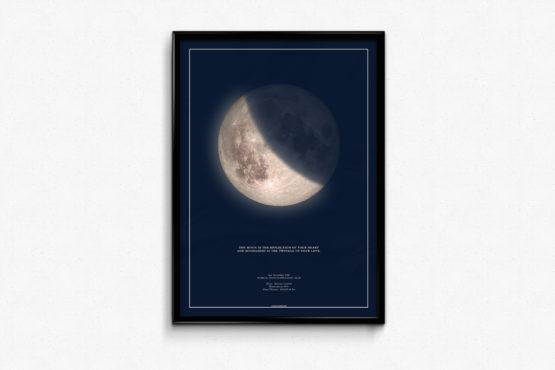 تابلوی ماه